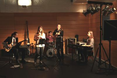 Foto zu Meldung: Vorbereitung auf Musikstudium an Musikschule