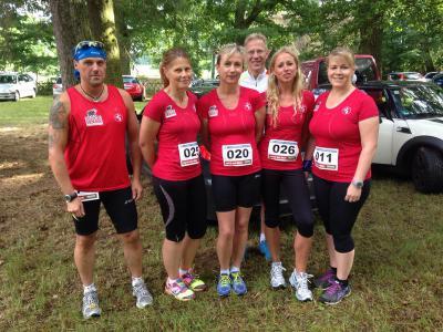 Foto zu Meldung: Mittsommernachtslauf mit Laager Clubläufern in Krakow am See