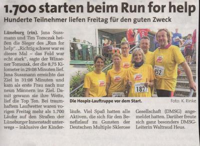 1.700 starten beim Run for help