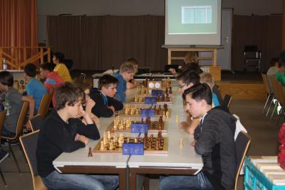 Foto zur Meldung: Kinder- und Jugendsportspiele im Schach am 20.06.2014