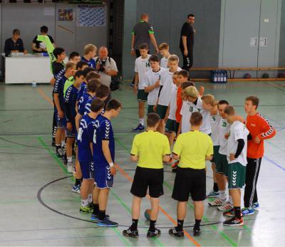 Foto zur Meldung: Konrad-Zuse-Cup voller Erfolg für alle Beteiligten