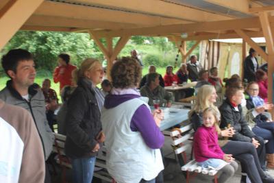 Foto zur Meldung: Badeanstaltfest des Freizeitklubs