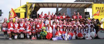 Foto zur Meldung: Der Karnevalclub Annahütte berichtet