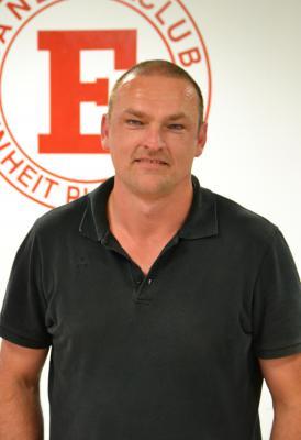 neuer Trainer des HCE Plauen: Sven Liesegang