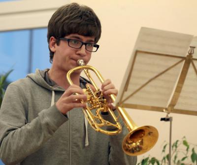 """Foto zu Meldung: Die Musikschule Johann Matthias Sperger präsentiert """"heiße"""" Rhythmen in der Stadthalle"""