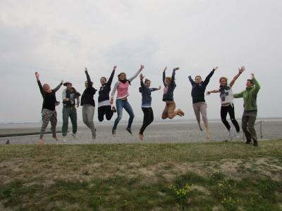Foto zur Meldung: Mannschaftsfahrt der Frauen