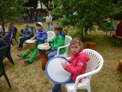 """Foto zur Meldung: Gartenfest in der Grundschule """"Hoymer Prinzenhaus"""""""