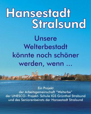 """Foto zur Meldung: Eröffnung der gemeinsamen Ausstellung """"Stralsund könnte schöner werden, wenn..."""""""