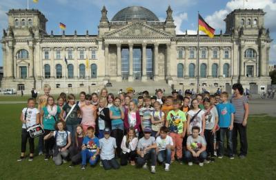 Foto zur Meldung: Projekttag Berlin