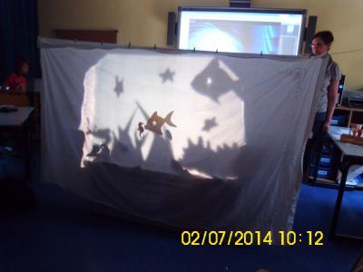 Foto zur Meldung: Schattenspiele