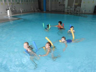 Foto zur Meldung: Aquagymnastik