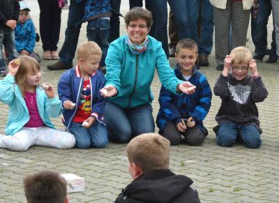 Foto zu Meldung: Buntes Schulfest an der Deichselbach-Schule