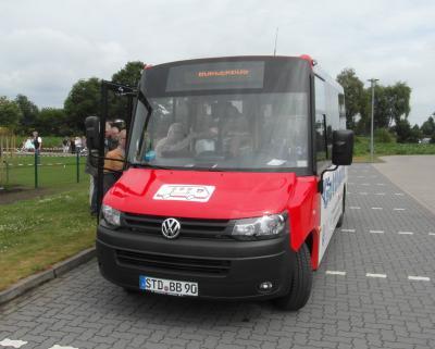 Foto zu Meldung: Bürgerbus verbindet die Samtgemeinde Fredenbeck !