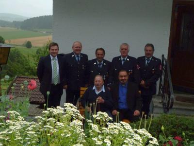 Foto zu Meldung: Zum 80. Geburtstag von Franz Thöner