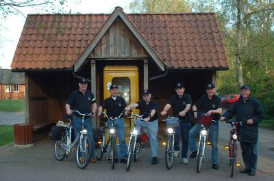 Foto zur Meldung: Unsere Fahrradfreunde
