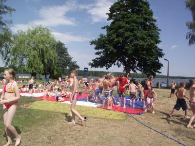 Foto zur Meldung: Fun-Sportfest