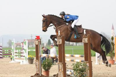 Foto zur Meldung: Bayerische Meisterschaften mit Gregor und Klara Fischer