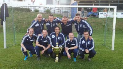 Foto zu Meldung: AH-Team des FC Vorwärts gewinnt Dr.-Rudolf-Seißer-Gedächtnisturnier