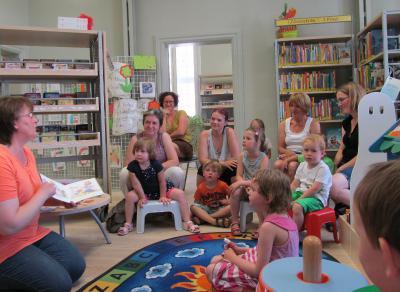 Foto zu Meldung: Lesen macht Laune