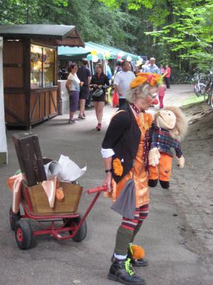 Clown Drops für die Kinder