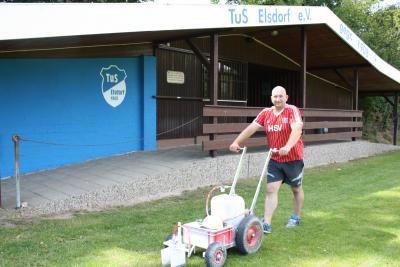 Foto zur Meldung: Elsdorfer Pokalwochen können kommen