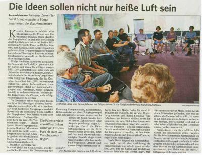 Fellbacher Zeitung vom 31.7.2014