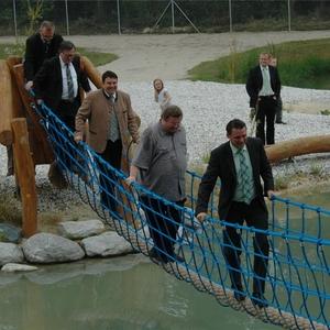 Foto zu Meldung: Erlebnispark Wasser-Fisch-Natur eröffnet