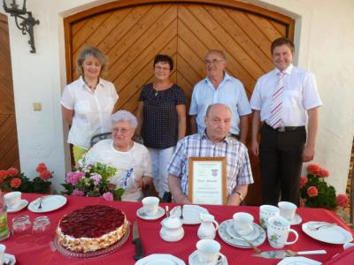 Foto zu Meldung: 40 Jahre zu Gast in Viechtafell