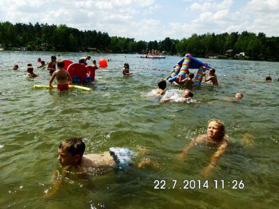Ferienspiele in Bad Erna