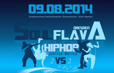 Foto zu Meldung: SOULFLAVA - HipHop Battle