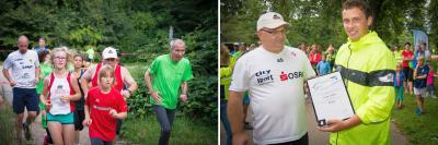Foto zu Meldung: 3. City Sport Abendlauf - als Spendenlauf feste Größe geworden