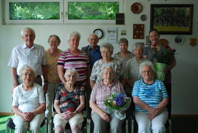 Foto zur Meldung: 85. ist kein Alter