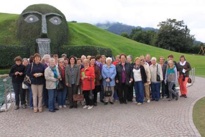 Foto zur Meldung: Tirol war eine Reise wert