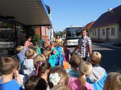 Foto zur Meldung: Busschule