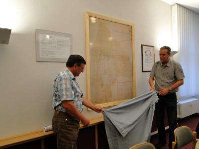 Foto zur Meldung: Ein Auszug von der Stadtvertretersitzung 28.08.2014