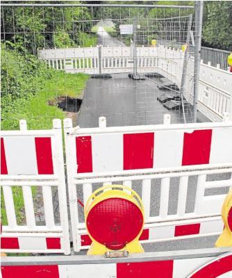 Foto zur Meldung: Ortsgemeinde: Unwetterschäden bereiten große Sorgen