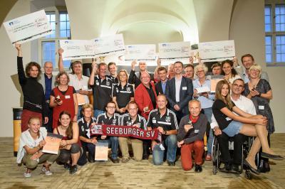 Gruppenfoto Quelle: Jürgen Rocholl (FACE)