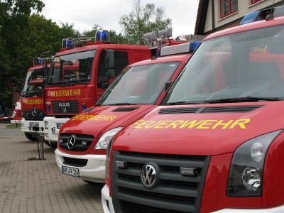 Foto zur Meldung: Gründungsjubiläum der Freiwilligen Feuerwehr Wusterhausen/Dosse