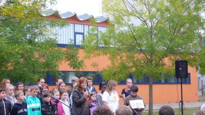 Foto zur Meldung: 40 Jahre Schulstandort Zentrum Ost