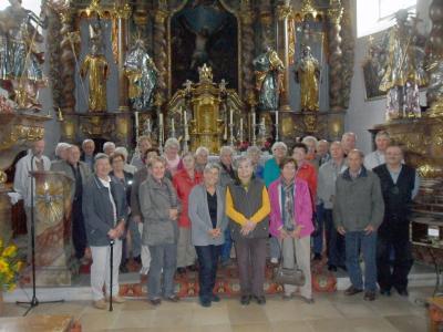 Foto zur Meldung: Die Senioren in der Oberpfalz