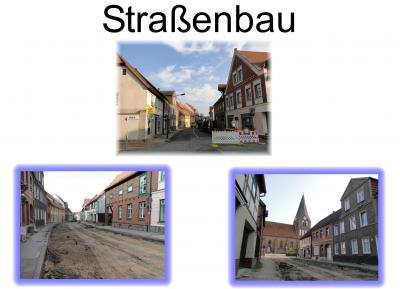 Foto zur Meldung: Wilhelm-Pieck Straße