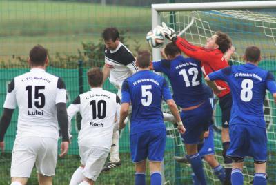 Foto zu Meldung: Landesliga: FC Vorwärts - 1. FC Redwitz 2:0 (0:0)