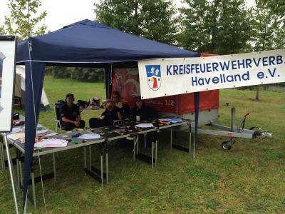 Foto zur Meldung: 110 Jahre FF Nennhausen