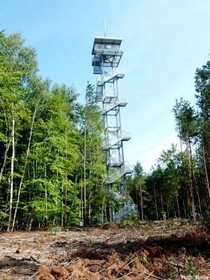Aussichtsturm in den Rauener Bergen:copyright Herr Rolle
