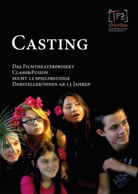 Foto zu Meldung: Casting - Darstellerinnen und Darsteller gesucht