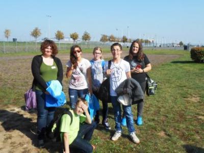 """Foto zu Meldung: Landestag """"Schule ohne Rassismus-Schule mit Courage"""""""