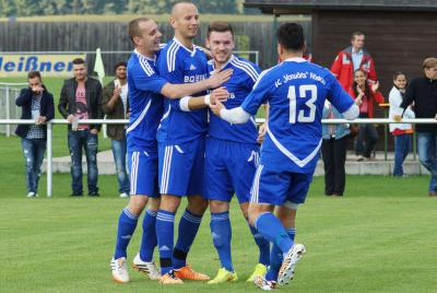 Foto zu Meldung: Landesliga: FC Vorwärts - SV Seligenporten II 5:1 (1:1)