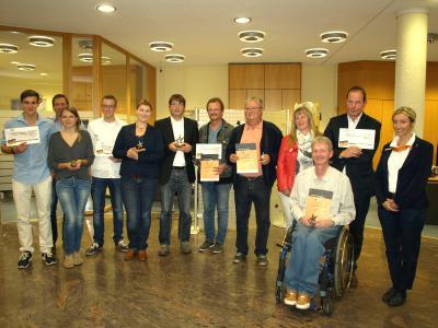 """Foto zur Meldung: Aktionsende """"Sterne des Sports"""" 2014 bei der Volks- und Raiffeisenbank der Region"""
