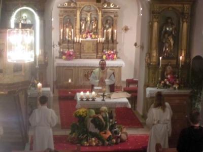 Foto zur Meldung: Erntedankfest in St. Peter und Paul