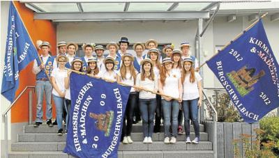 Foto zur Meldung: TuS: Burgschwalbacher feiern ihre Kirmes